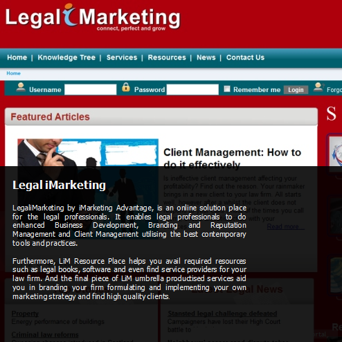 Legal iMarketing